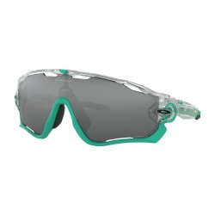 Gafas Ciclismo Oakley Jawbreaker Crystal Pop Lente Primz Black Iridium