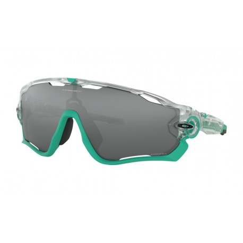068588bbd4487 Gafas Ciclismo Oakley Jawbreaker Crystal Pop Lente Primz Black Iridium