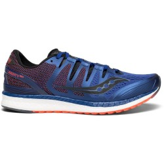 Zapatillas Saucony Liberty Iso azul/naranja OI18