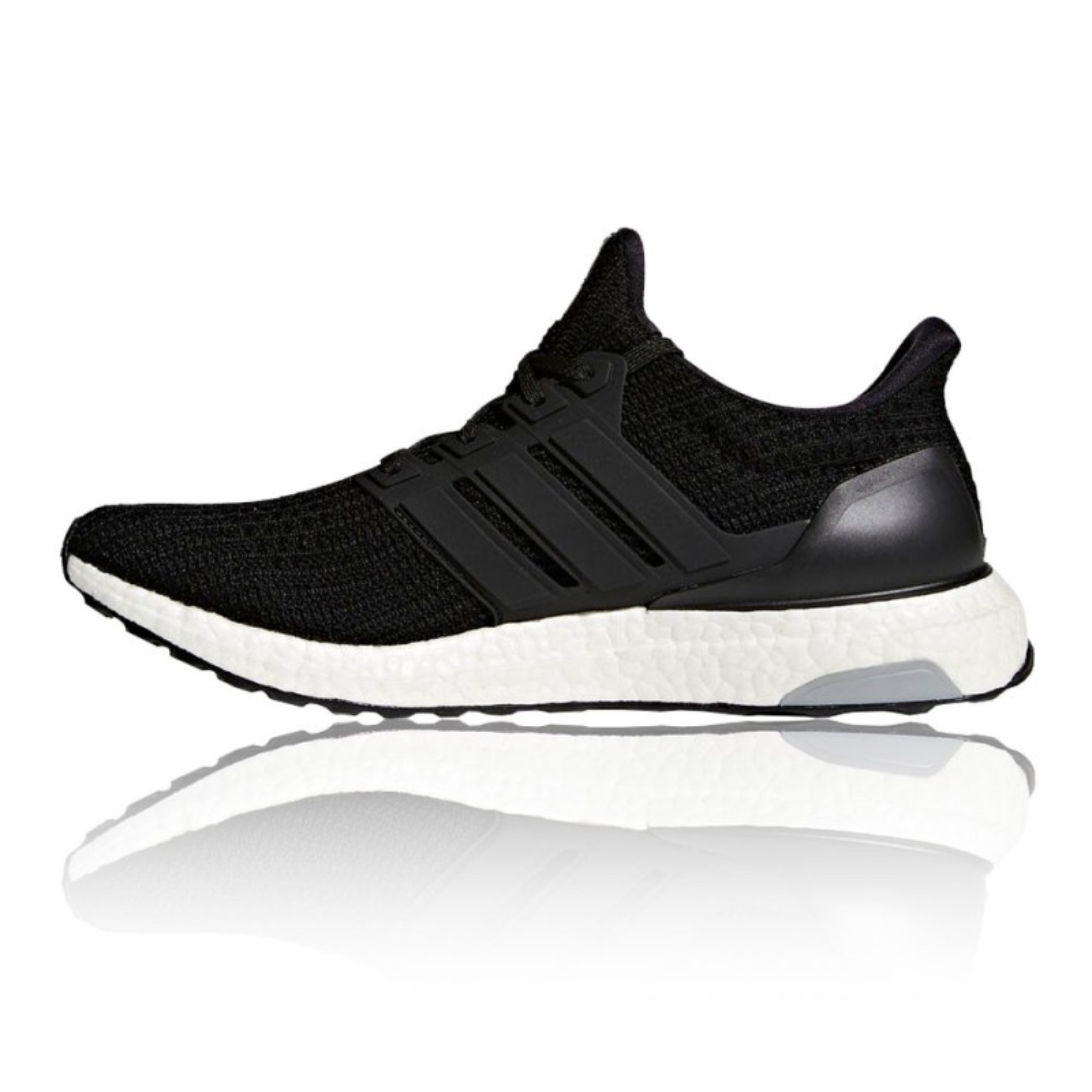 6a0320e464c25 Adidas Ultra Boost Black FW18 Man Running shoes