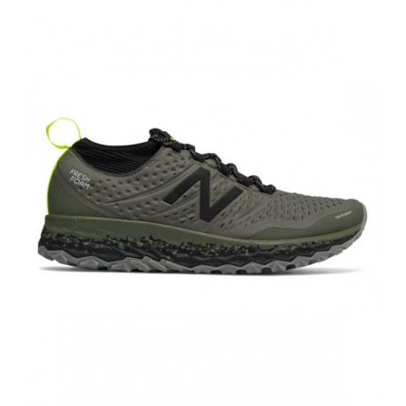 zapatillas new balance verdes