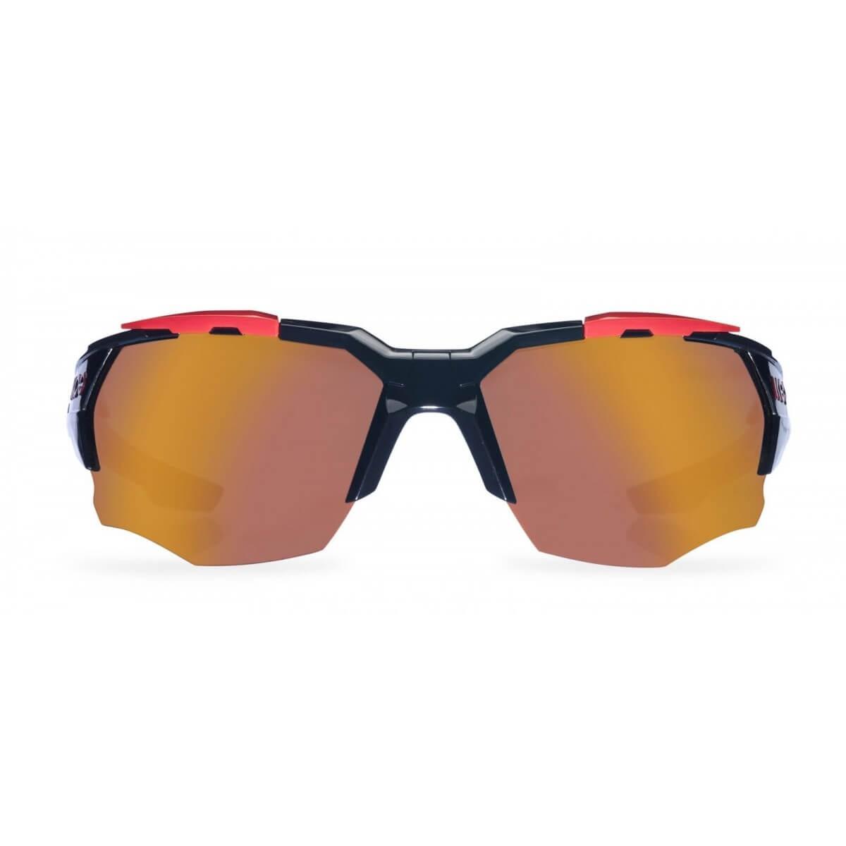 518cc526ae Gafas de Sol KOO Orion Negro Lente Rojo Espejo - 365 Rider