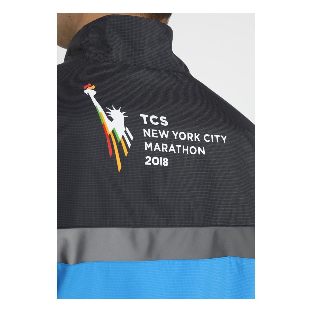 Cortavientos New Balance Windcheater New York Marathon OI18