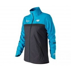 Cortavientos New Balance Windcheater New York Marathon Mujer OI18