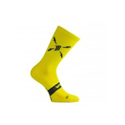 Calcetín Sporcks Allos Yellow Merino
