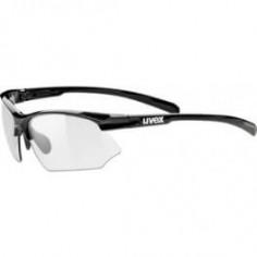 Gafas Uvex Sportstyle 802 Small Vario Negro Mate