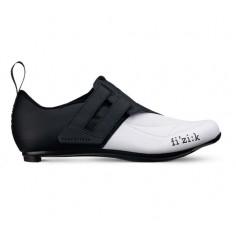 Zapatillas Fizik Transiro R4 Powerstrap Negro Blanco