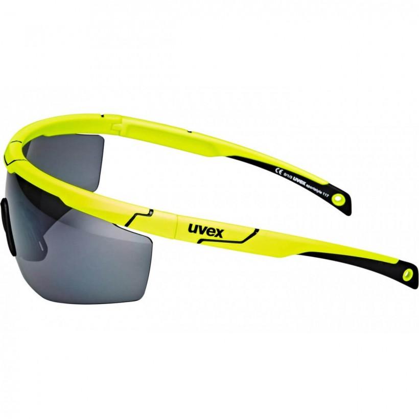 Gafas Uvex Sportstyle 117 amarillo