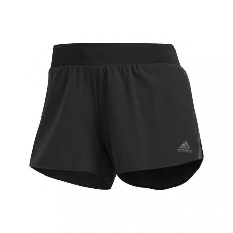Pantalon corto runnning Adidas Saturady Short Mujer negro