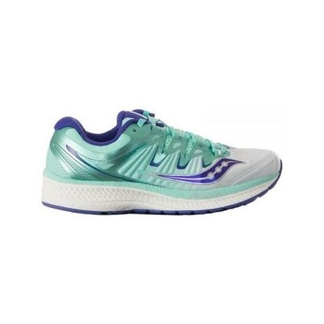 Saucony Triumph ISO 4 turquoise shoes woman AW18
