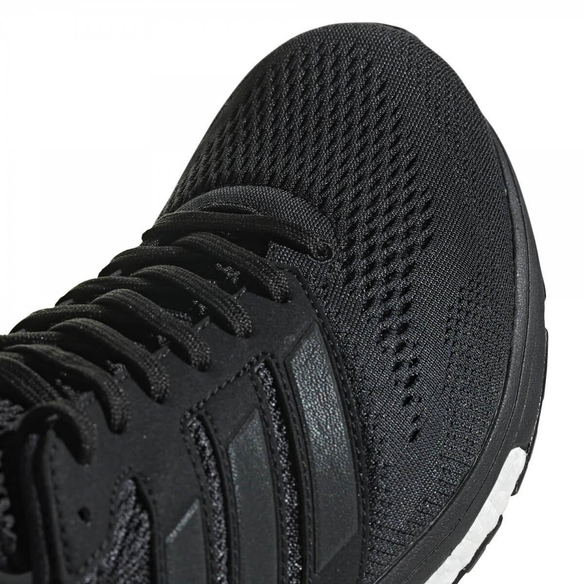 sports shoes 59b69 0e536 ... Adidas Adizero Boston 7 Negras Carbon OI18 Hombre ...