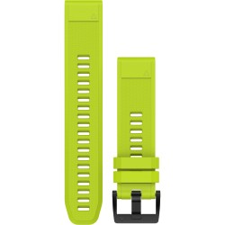 Banda de Reloj Garmin 22 Quickfit 22 Watch Band Silicona Amarilla