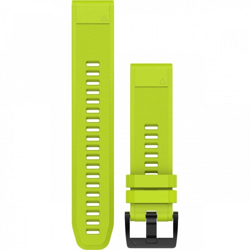 Banda de Reloj Garmin Quickfit 22 Watch Band Silicona Amarilla