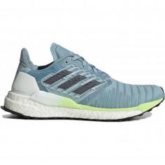 Zapatillas Adidas Solar Boost Azul Turquesa Blanco Lima PV19 Mujer