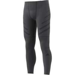 Mallas Adidas Speed Long Tight PV19 Hombre de Invierno Negras