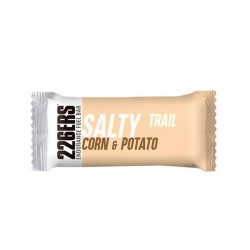 Barrita 226ers Endurance Bar Salty Trail Corn&Potato 60gr