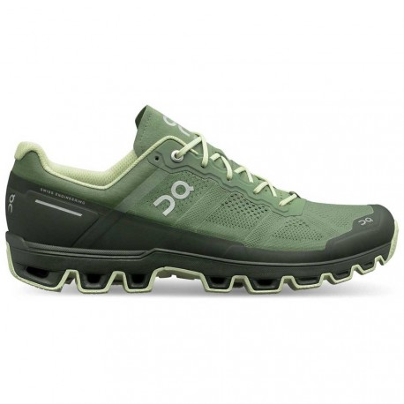Zapatillas de Trail ON CloudVenture Reseda/Jungle PV19