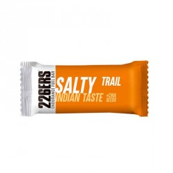 Barrita 226ers Endurance Bar Salty Trail Indian Taste 60gr