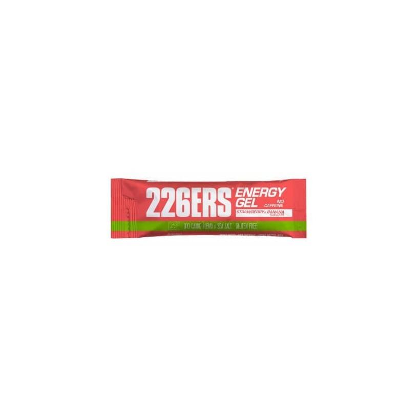 Gel Energético Bio 226ERS 40 gr Strawberry Banana