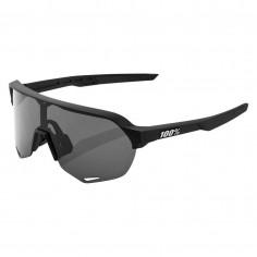 Gafas 100% S2 Negro Lente Ahumada
