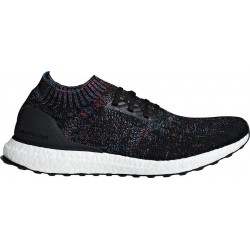 Adidas Ultra Boost Uncaged Negro Rojo Azul PV19