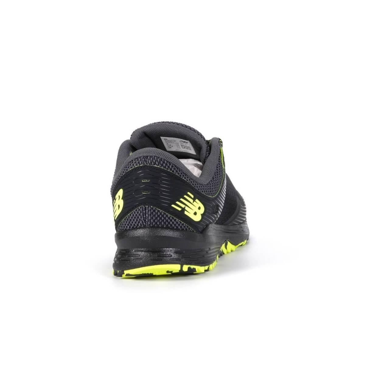 New Balance Nitrel V2 Black Yellow PV19