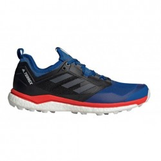 Zapatillas Adidas Terrex Agravic XT Azul Negro Rojo PV19