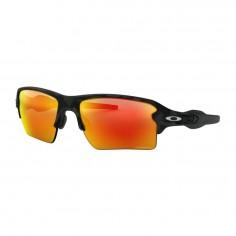 Gafas running Oakley Flak 2.0. XL Black Camouflage Prizm Ruby