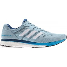 Adidas Adizero Boston 7 Gris Claro Azul PV19 Hombre