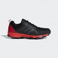 Zapatillas Adidas Terrex Tracerocker Negro/Carbón/Rojo PV19