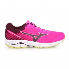 Zapatillas Mizuno Wave Rider 22 Mujer PV19 Rosa