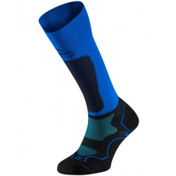 Calcetines Lurbel Trail Plus Negro-Azul