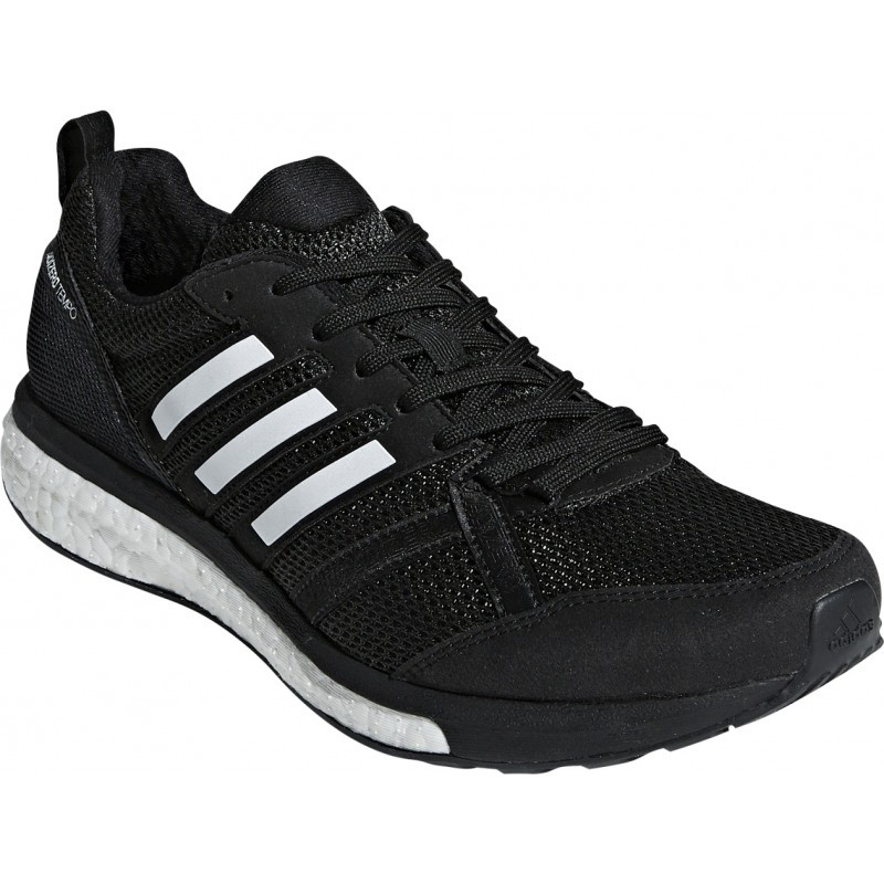 Adidas Adizero Tempo 9 Black White Men's shoes SS19 365 Rider