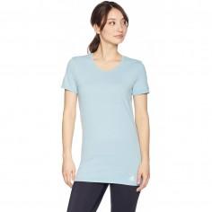 Camiseta Adidas running Azul-Gris