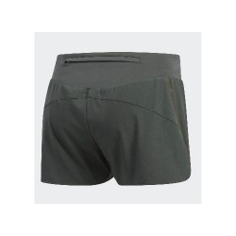b674478d89 Pantalón corto Adidas Saturday Short running Mujer Verde oscuro PV19