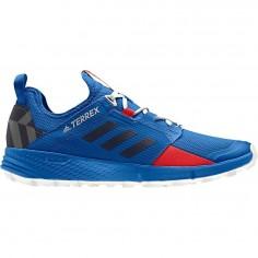Zapatillas Adidas Terrex Speed LD Azul Rojo PV19