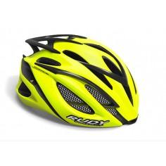 Casco Rudy Project Racemaster negro/ amarillo lima