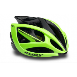 Casco Rudy Project Airstorm Yellow Fluo/White (Matte)