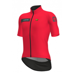 Maillot ciclismo ALE Klimatik Rainprotec. Rojo Negro