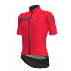 Maillot ciclismo ALE Rainprotec. Rojo Negro