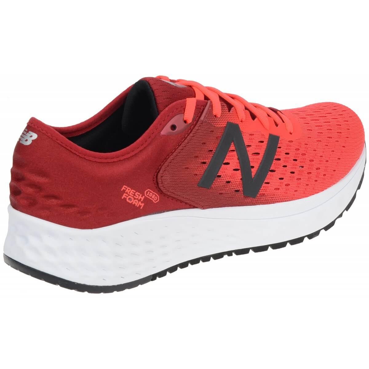 Zapatillas New Balance 1080 V9 Fresh Foam Rojo PV19 365Rider
