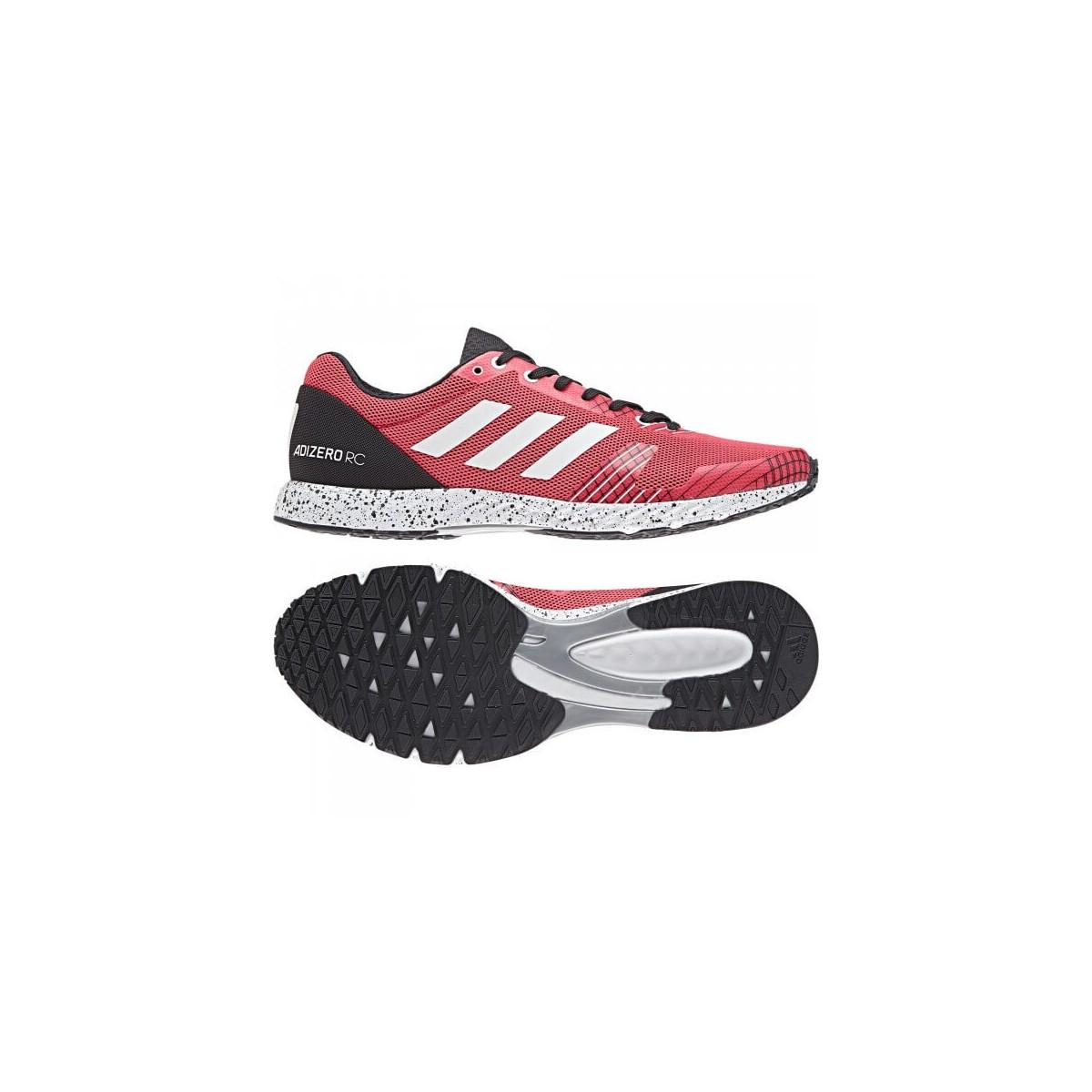Negro Hombre Rojo Adizero Rc Pv19 Adidas mO80vnNw
