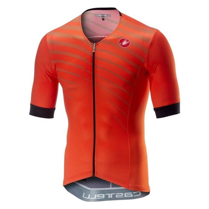 Maillot Castelli Free Speed Race Naranja