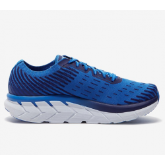 Zapatillas Hoka Clifton 5 Knit PV19 Azul Blanco Hombre