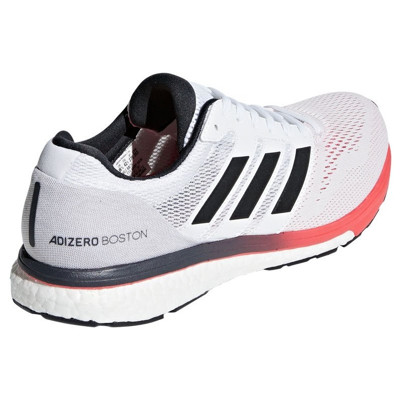 cheap for discount 572cf 1f669 Adidas Adizero Boston 7 Blanco/Rojo PV19 Hombre - 365 Rider