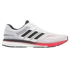 Adidas Adizero Boston 7 Blanco/Rojo PV19 Hombre