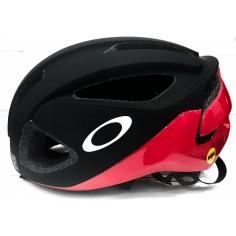 Casco Oakley ARO3 MIPS Negro Rojo