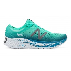 Zapatillas New Balance 1080 V9 Fresh Foam London Edition Esmeralda PV19 Mujer