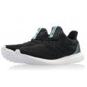 Zapatillas Adidas Ultra Boost Parley Negro Blanco PV19