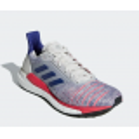 Zapatillas Adidas Solar Glide Blanco Azul Rojo Mujer PV19